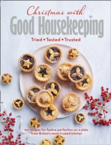 Christmas with Good Housekeeping, Hardback Book