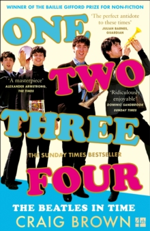 One Two Three Four: The Beatles in Time, Paperback / softback Book