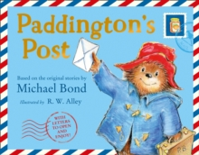 Paddington's Post, Hardback Book