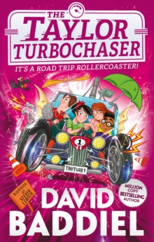 The Taylor TurboChaser, Paperback / softback Book