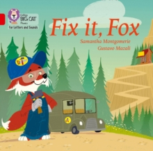 Fix it, Fox Big Book : Band 02a/Red a