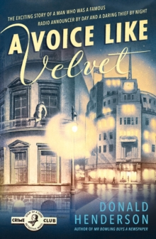 A Voice Like Velvet, Paperback / softback Book