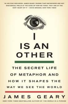 I Is an Other : The Secret Life of Metaphor and How It Shapes the Way We See the World, Paperback Book