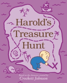 Harold's Treasure Hunt, Hardback Book