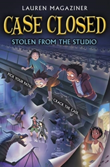 Case Closed #2: Stolen from the Studio, Paperback / softback Book