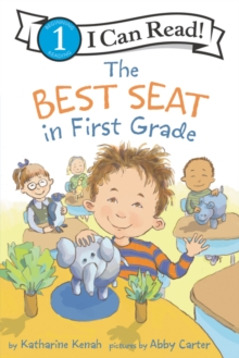 The Best Seat in First Grade, Paperback / softback Book
