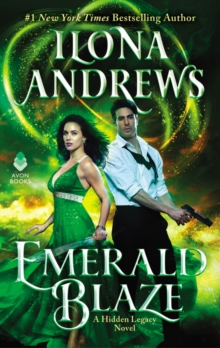 Emerald Blaze : A Hidden Legacy Novel