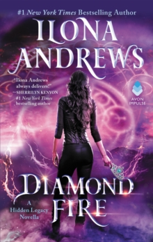 Diamond Fire : A Hidden Legacy Novella, EPUB eBook