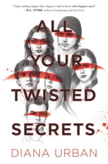 All Your Twisted Secrets, Hardback Book