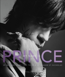 My Name Is Prince, Hardback Book