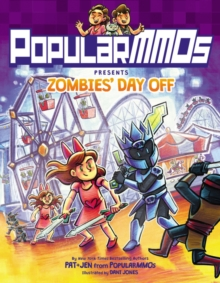 PopularMMOs Presents Zombies' Day Off, Hardback Book