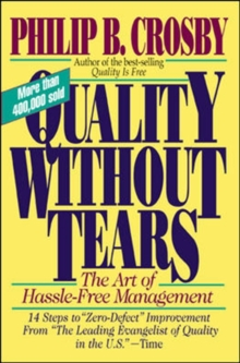 Pbs Quality W/O Tears, Paperback Book