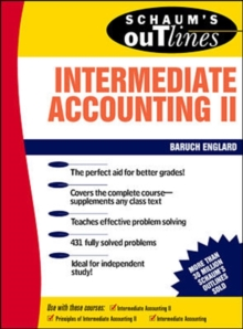 Schaum's Outline of Intermediate Accounting II