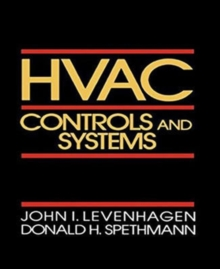 HVAC Controls and Systems, Hardback Book