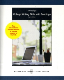 College Writing Skills with Readings, Paperback / softback Book