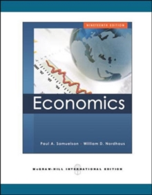 Economics (Int'l Ed), Paperback / softback Book