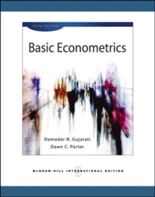 Basic Econometrics (Int'l Ed), Paperback Book