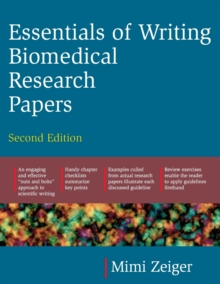 Essentials of Writing Biomedical Research Papers. Second Edition, Paperback Book
