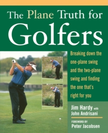 The Plane Truth For Golfers, Paperback Book