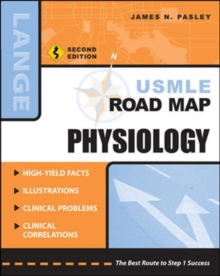 USMLE Road Map Physiology, Second Edition, Paperback / softback Book