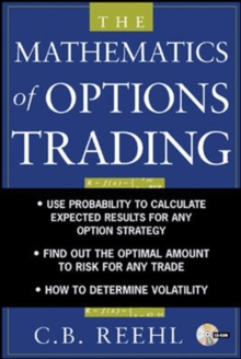 The Mathematics of Options Trading, Hardback Book
