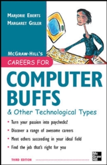 Careers for Computer Buffs and Other Technological Types, Paperback / softback Book