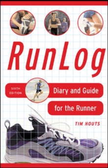 RunLog, Spiral bound Book