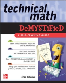 Technical Math Demystified, Paperback / softback Book