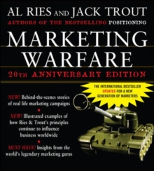 Marketing Warfare: 20th Anniversary Edition : Authors' Annotated Edition, Hardback Book