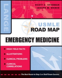 USMLE Road Map: Emergency Medicine, Paperback / softback Book