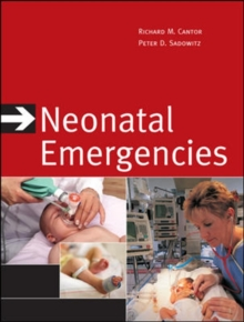 Neonatal Emergencies, Hardback Book