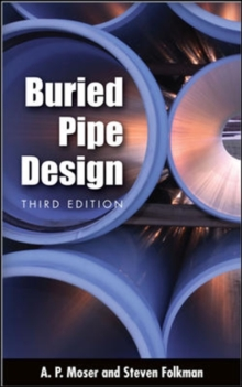 BURIED PIPE DESIGN 3/E, Hardback Book