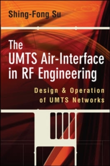 The UMTS Air-Interface in RF Engineering, Hardback Book