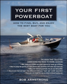 Your First Powerboat, Paperback / softback Book