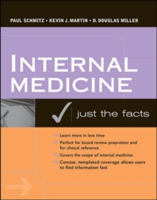Internal Medicine: Just the Facts