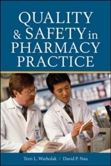 Quality and Safety in Pharmacy Practice, Paperback / softback Book