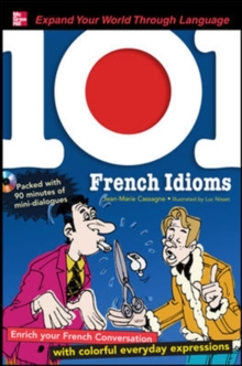 101 French Idioms With Mp3 Disc 2/E (Set 2), Mixed media product Book
