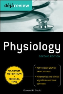 Deja Review Physiology, Second Edition, Paperback / softback Book