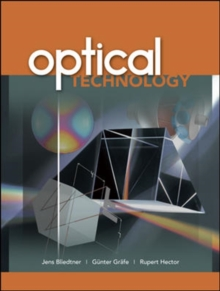 Optical Technology, Hardback Book
