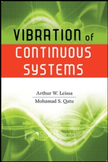 Vibration of Continuous Systems, Hardback Book