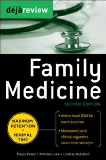Deja Review Family Medicine, Paperback / softback Book