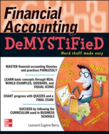 Financial Accounting DeMYSTiFieD, Paperback / softback Book