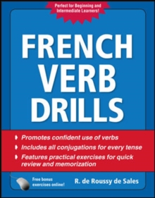 French Verb Drills, Paperback Book