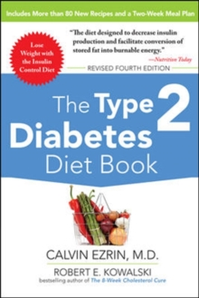 The Type 2 Diabetes Diet Book, Paperback Book