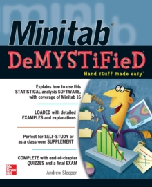 Minitab Demystified, Paperback / softback Book