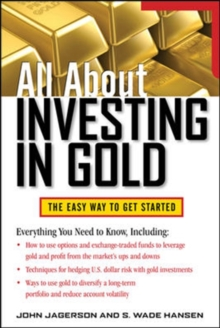 All About Investing in Gold, Paperback / softback Book