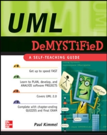 UML Demystified, Paperback / softback Book