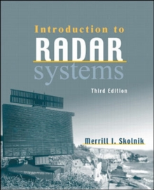 Introduction to Radar Systems, Hardback Book