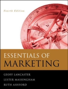 Essentials Of Marketing, Paperback / softback Book