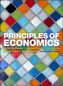 Principles of Economics, Paperback / softback Book